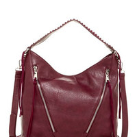 Avery Slouch Zip Shoulder Bag