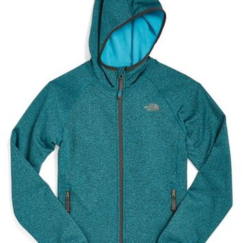 The North Face Boy's 'Canyonlands' Water Resistant Fleece Hoodie,