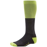 Smartwool StandUP Graduated Compression Pattern Sock - Men's