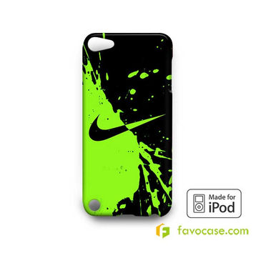NIKE Logo iPod Touch 4, 5 Case Cover