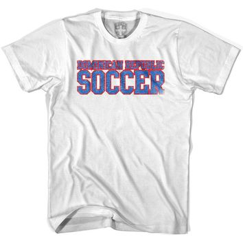 Dominican Republic Soccer Nations World Cup T-shirt