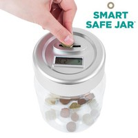 Smart Safe Jar Electronic Digital Money Box