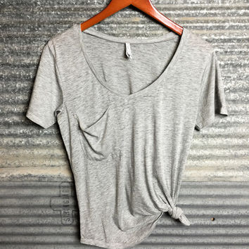 Z-Supply Pocket Tee HEATHER GREY