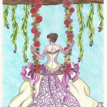 Adult Coloring Book - Color Me Wed: Wedding Coloring Book