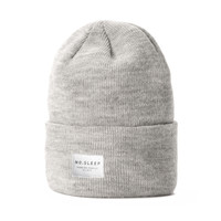 ODESZA x Jiberish Capsule Collection - Foreign Family Beanie Grey