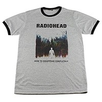 Radiohead alternative rock band music Retro T-Shirt # GV608.4 size M