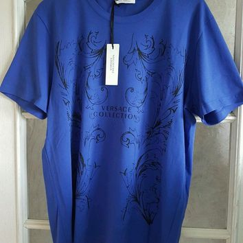 VERSACE Collection Herren T-Shirt Gr. XXL Neu