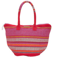 Billabong - Even Waves Beach Tote | Festival Fuschia