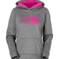 The North Face Women's Shirts & Tops WOMEN'S PINK RIBBON FAVE-OUR-ITE PULLOVER HOODIE