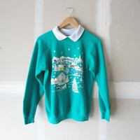ugliest christmas sweater / ugly holiday sweater / tacky christmas sweater / tacky sweater