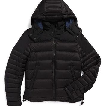 Men's Burberry the Britain 'Farrier' Quilted Jacket,