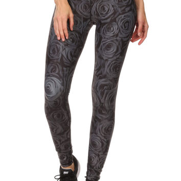Black Rose Dream Leggings