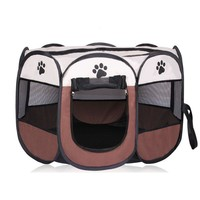 Portable Folding Pet tent Dog & Cat House Pen