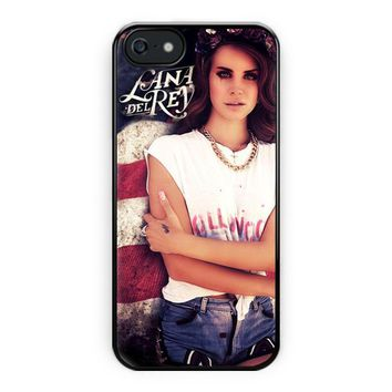 Lana Del Rey Born To Die Supreme iPhone 5/5S Case