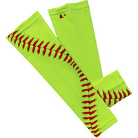 Softball Lace Arm Sleeves