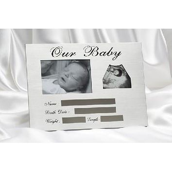 New Baby Ultrasound Picture Frame