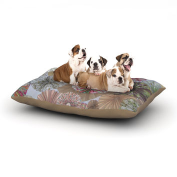 "Heidi Jennings ""Pink Lady"" Neutral Brown Dog Bed"