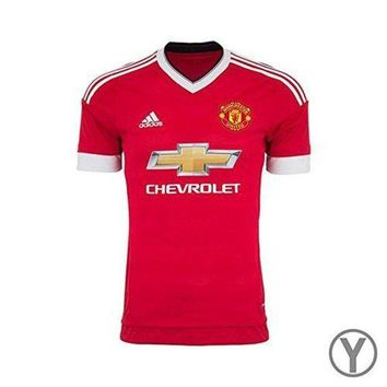 Adidas Youth Climacool Manchester United Home Replica Soccer Jer ad3897d6b