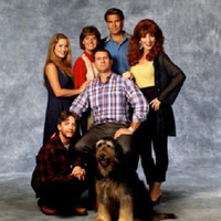 Married With Children Cast Poster 11x17 Mini Poster