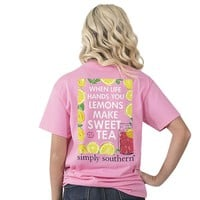 When Life Gives You Lemons Tee by Simply Southern