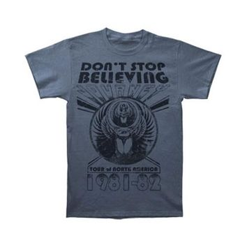 Journey Men's  Don't Stop Event T-shirt Indigo