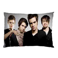 "Panic At The Disco Custom Pillow Case(measures 30"" x 20"") #1"