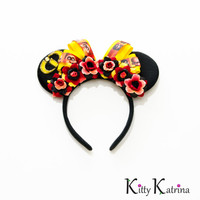 The Incredibles Disney Ears Headband, Mouse Ears, Incredibles Costume, Disney Incredibles, Disney Bound, Disneyland, Disney World