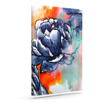 "Sonal Nathwani ""Bloom"" Outdoor Canvas Wall Art"