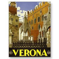 Verona Postcards from Zazzle.com