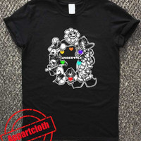 Undertale T-Shirt Unisex Adults Size S to 2XL