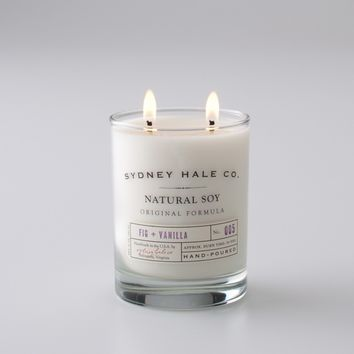 Sydney Hale Co. Candle