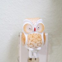 All Bright And Beautiful Owl Night Light