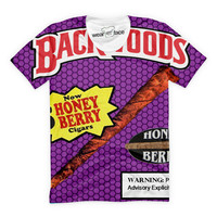Backwoods Honey Berry Blunts T-Shirt