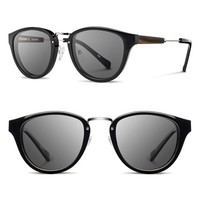 Women's Shwood 'Ainsworth' 49mm Polarized Sunglasses