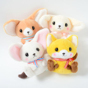 Feneky the Fennec Fox Stripe Plushies (Standard)