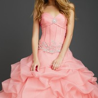 Allure Quinceanera Q365 Dress