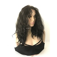 Natural Waves Full Lace wig 16""