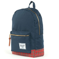 Herschel Supply Co.: Settlement Backpack - Navy Tartan