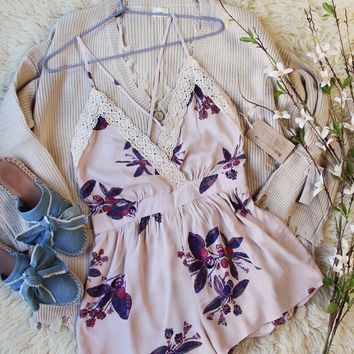 Lake Louise Romper