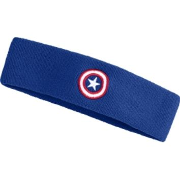 Under Armour Alter Ego Captain America Headband
