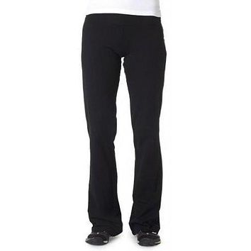 Womens Cotton/Spandex Yoga Pants