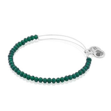 Mother Earth Brilliance Beaded Bangle