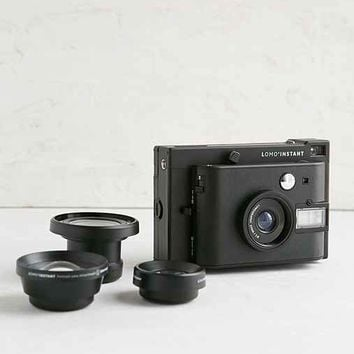 Lomography Lomo'Instant Camera + 3 Lenses Set-