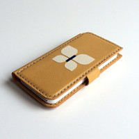 iphone 5 wallet iphone 5s wallet iphone 5c wallet iphone 4 wallet iphone 4s wallet case leather iphone wallet leather phone case yellow