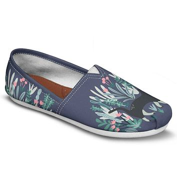 Plants & Cats Casual Shoes