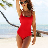 Anne Cole Classic One-Piece Swimsuit