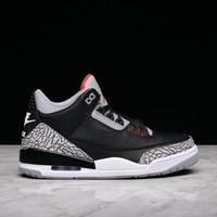 "HCXX AIR JORDAN 3 RETRO OG ""BLACK CEMENT"""