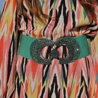 Emerald Oz belt