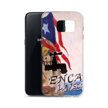 Power To Puerto Rico Presents: Paradise Samsung Case