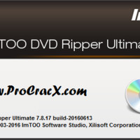 ImTOO DVD Ripper Ultimate 7.8.17 Crack & Keygen Download
